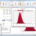 Monte Carlo Simulation Spreadsheet Throughout Monte Carlo Simulation In Excel  The Excel Ninja