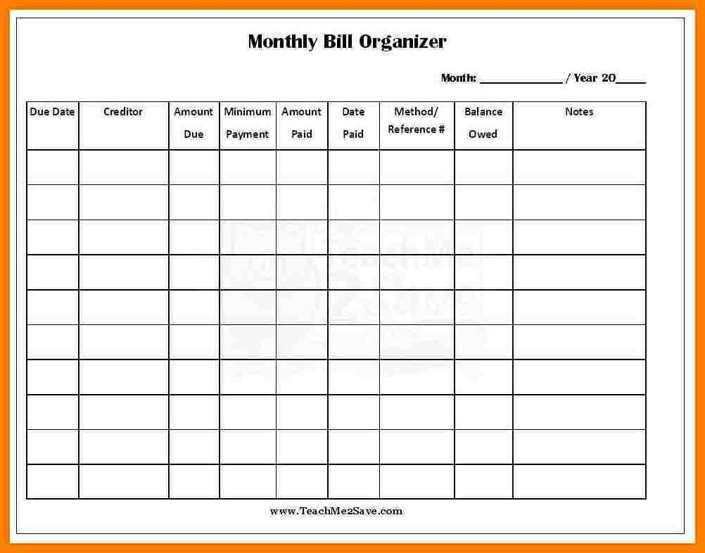 Monthly Bills Spreadsheet Template Excel Pertaining To Monthly Bills Spreadsheet Template Excel Invoice Budget India Sheet