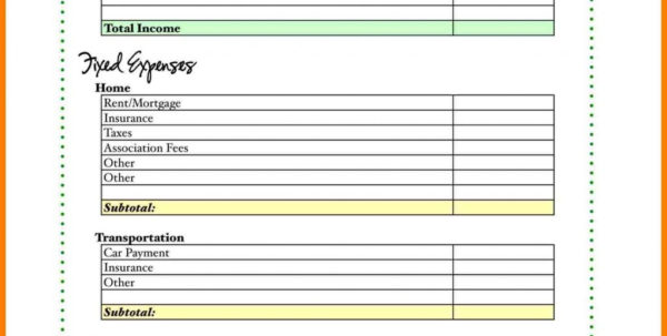Monthly Budget Spreadsheet Google Docs Inside How To Create Personal Budget Spreadsheet Make Small Business In