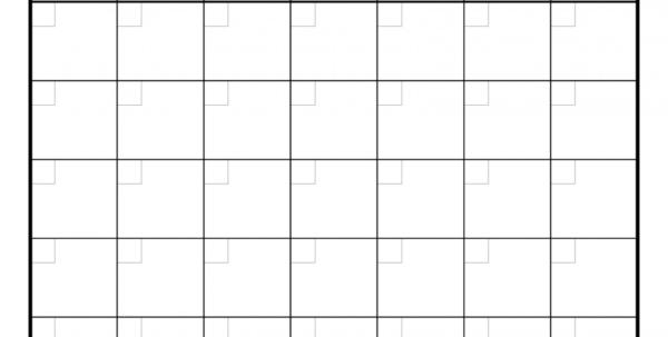 Monthly Calendar Spreadsheet For 001 Printable Monthly Calendar Templates Template ~ Ulyssesroom Monthly Calendar Spreadsheet Printable Spreadsheet