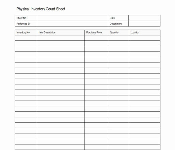 Monthly Inventory Spreadsheet Template In Lodeling – Just Another Wordpress Site