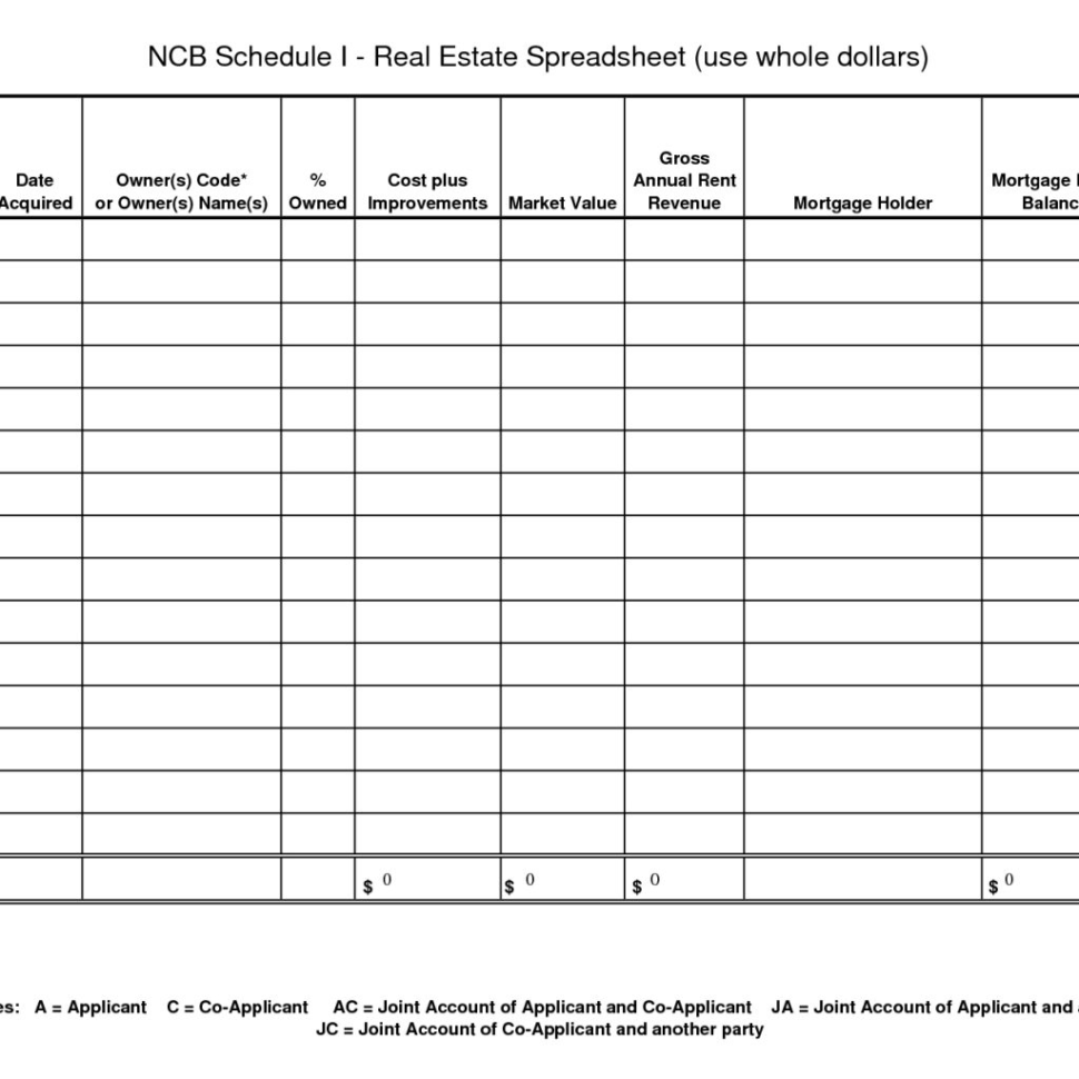 Monthly Rent Collection Spreadsheet Template Intended For Monthly Rent Collection Spreadsheet Template Archives