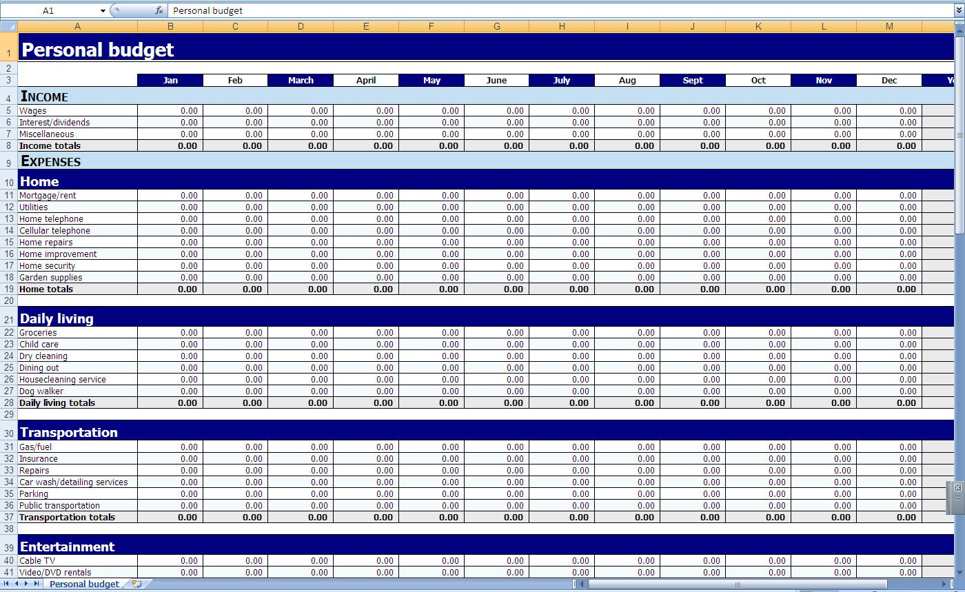 Monthly Spending Spreadsheet With Monthly Budget Excel Spreadsheet Template Luxury Best S Of Monthly