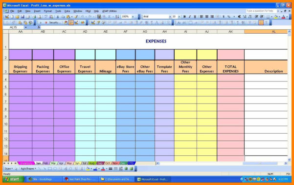 Monthly Spending Spreadsheet Within 11  Monthly Spending Spreadsheet  Credit Spreadsheet