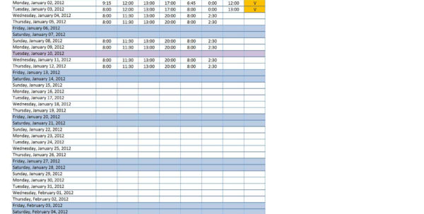 Monthly Timesheet Excel Spreadsheet With Employee Time Tracker Excel Maggi Locustdesign Co Timesheet Formatd
