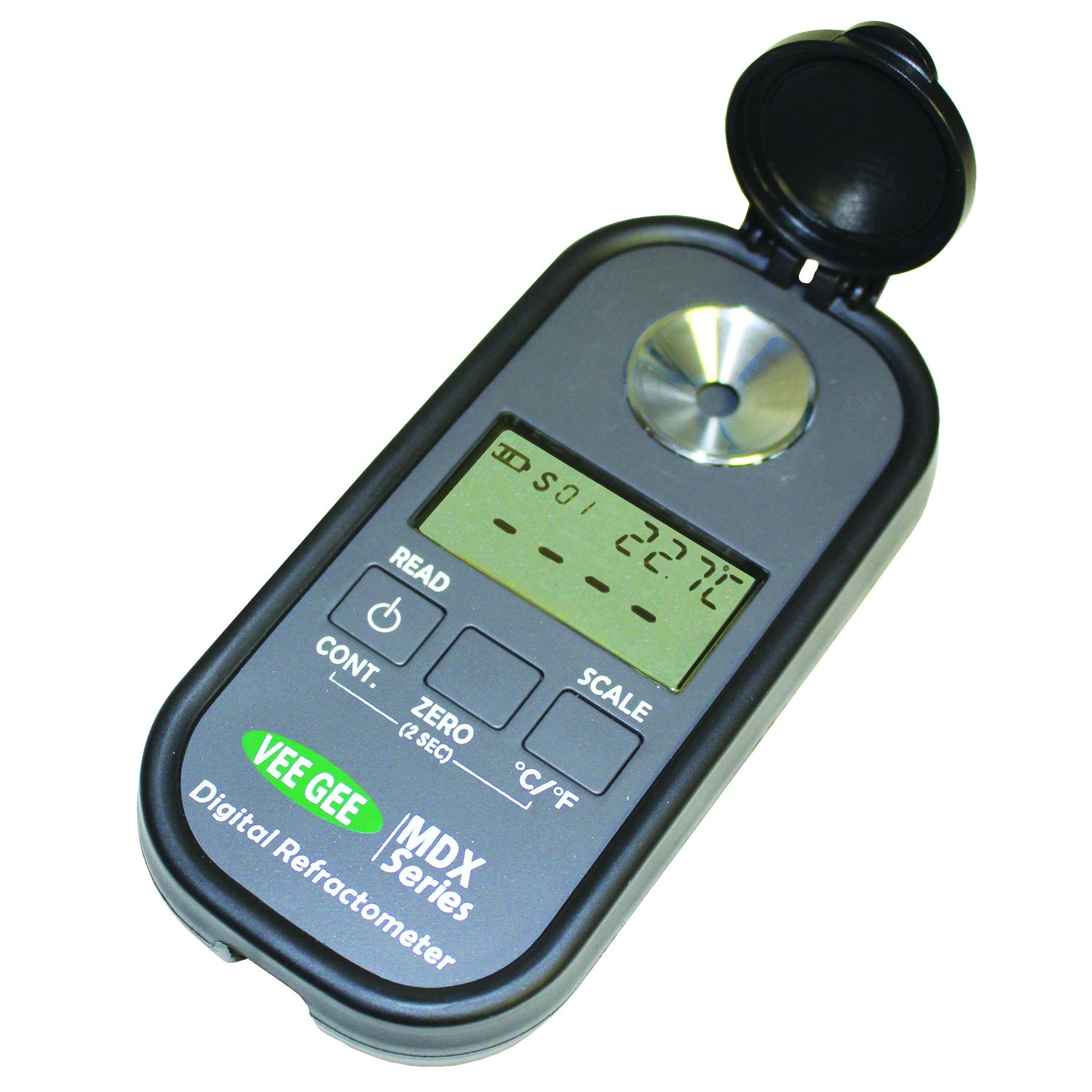 More Wine Refractometer Spreadsheet For 48102, Mdx102 Refractometer For: Nd, Brix Wide Range  Brix