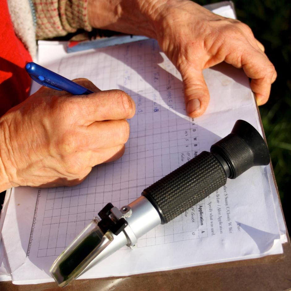 More Wine Refractometer Spreadsheet Pertaining To How To Use A Refractometer For Dec 2018