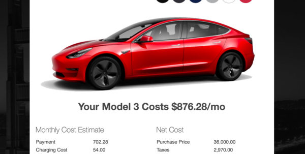 Mortgage Calculator With Taxes And Insurance Spreadsheet With Regard To Tesla Model 3 Monthly Payment After Tax, Fees, Insurance, And