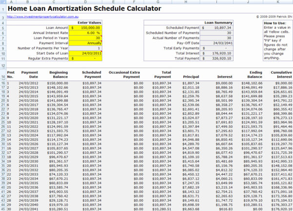 Mortgage Excel Spreadsheet Inside Mortgage Apr Calculator Excel Spreadsheet On Calculate Loanunt Based