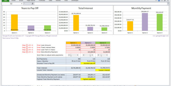 Mortgage Payment Spreadsheet Excel With Mortgage Amortization Excel Sheet  Homebiz4U2Profit