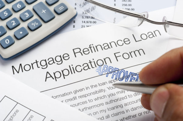 Mortgage Refinance Comparison Spreadsheet Intended For Calculate How A Refinance Will Work