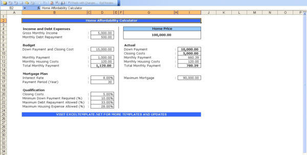 Mortgage Refinance Comparison Spreadsheet With Loan Comparison Spreadsheet  Laobing Kaisuo