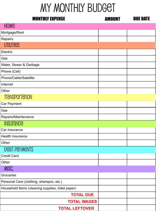 Moving Expense Spreadsheet Regarding Moving Expenses Spreadsheet Template  My Spreadsheet Templates