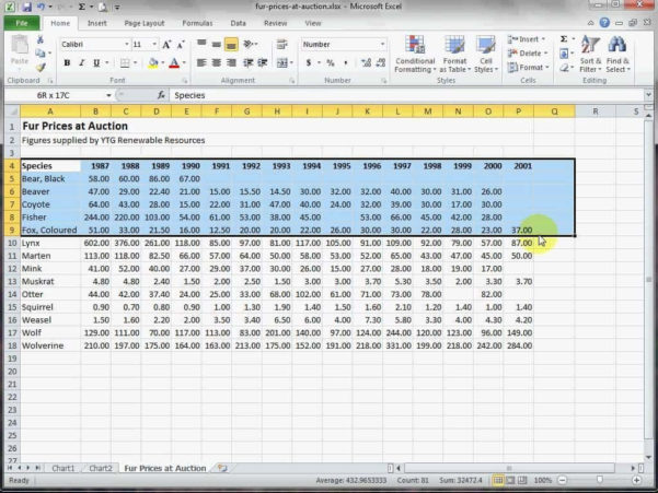 Ms Excel Spreadsheet Tutorial With Microsoft Excel Spreadsheets Tutorial And On How To Use Spreadsheet