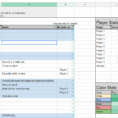 Mtg Spreadsheet Inside Working On A Spreadsheet For Recording Games. : Edh