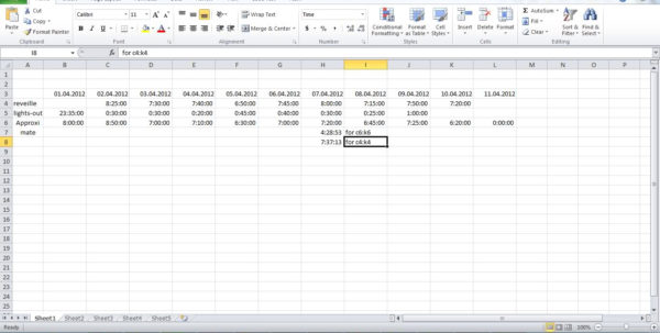 Mttr Calculation Spreadsheet For How Calculate Average Time In Excel If Sum Of Hours More, Than 24