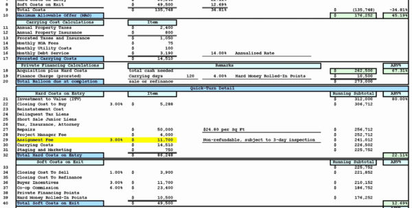 Multifamily Pro Forma Spreadsheet Pertaining To 028 Excel Real Estate Investment Templates Luxury Template For