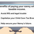 Nanny Payroll Spreadsheet Inside 3 Ways To Pay Nanny Taxes  Wikihow