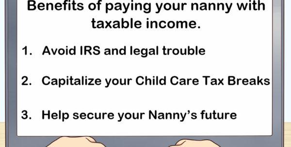 Nanny Payroll Spreadsheet Inside 3 Ways To Pay Nanny Taxes  Wikihow