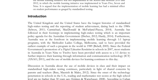 Naplan Analysis Spreadsheet In Pdf The Practice Of Using Naplan Numeracy Test Results: A Review Of