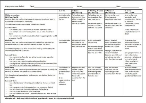 Naplan Analysis Spreadsheet With Shellcove Stage Three  On Butterfly Wings English