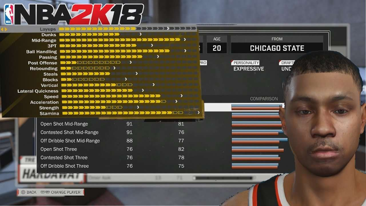 Nba 2K18 Badges Spreadsheet inside Nba 2K18 Badges Spreadsheet With Nba 2K18 See What Your Attribute