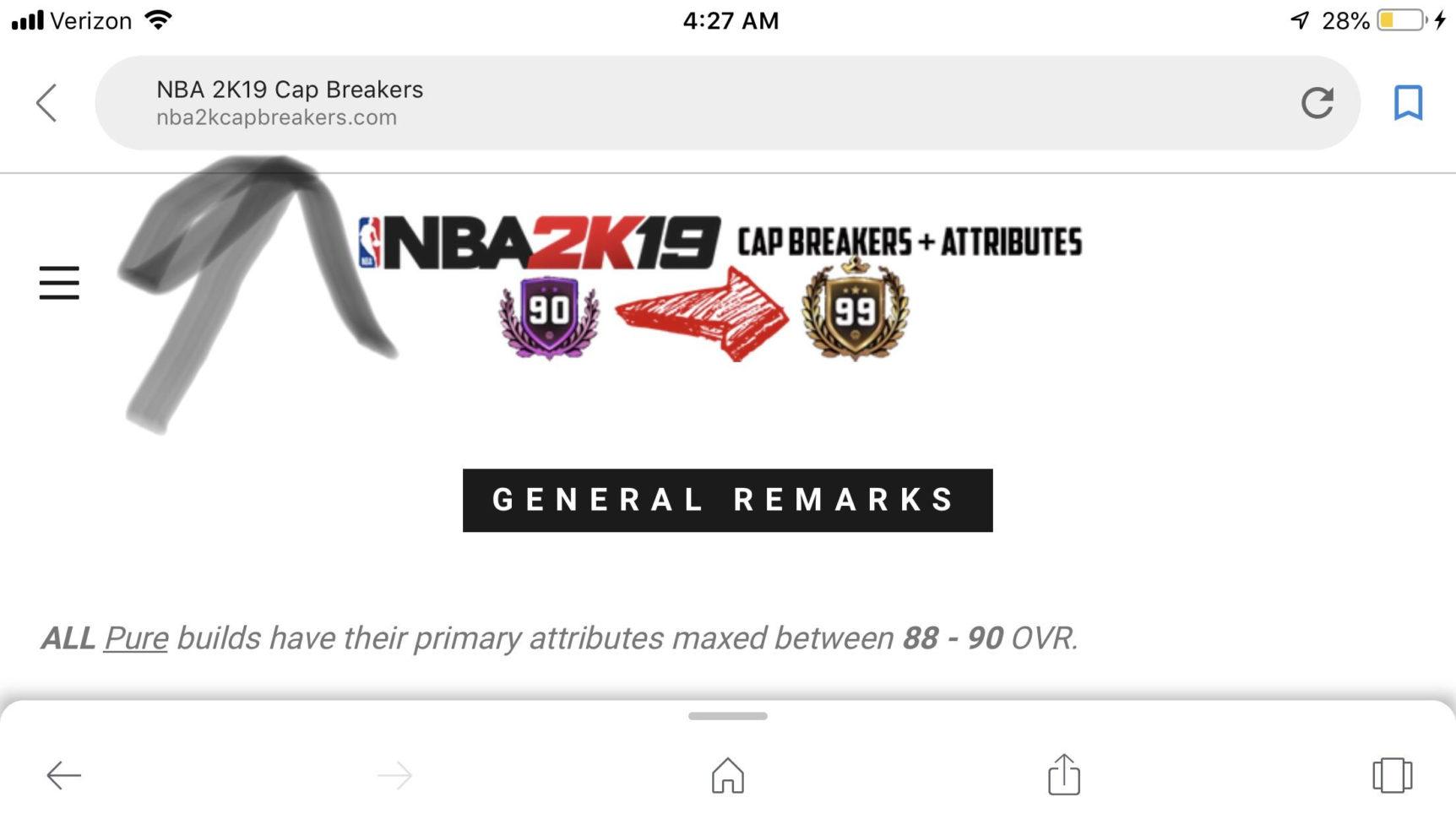 Nba 2K19 Badges Spreadsheet Intended For Nba 2K19 Cap Breaker Spreadsheet  Swfoodies