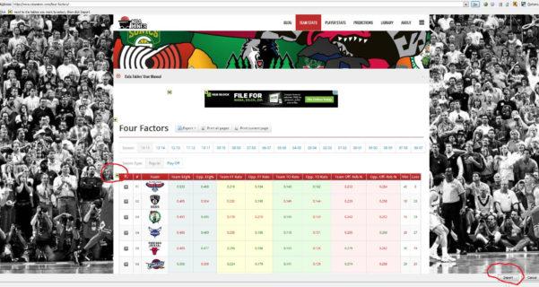 Nba Betting Spreadsheet In Simple Model Guide Excel : Sportsbook