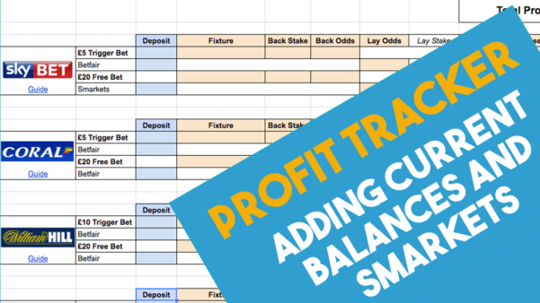 Nba Betting Spreadsheet Throughout Super Simple Matched Betting Spreadsheet 2019 Team Profit