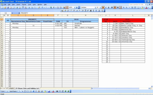 Nba Schedule Spreadsheet For Employee Schedule Spreadsheet Invoice Template Google Sheets