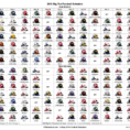 Ncaa Football Spreadsheet Within 2017 College Football Helmet Schedule Spreadsheet : Ash Cycles