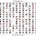 Ncaa Football Spreadsheet Within 2017 College Football Helmet Schedule Spreadsheet : Ash Cycles