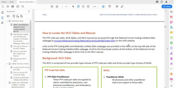 Ncci Edits 2018 Excel Spreadsheet Intended For Ncci Edits Manual  Electronicswiring Diagram