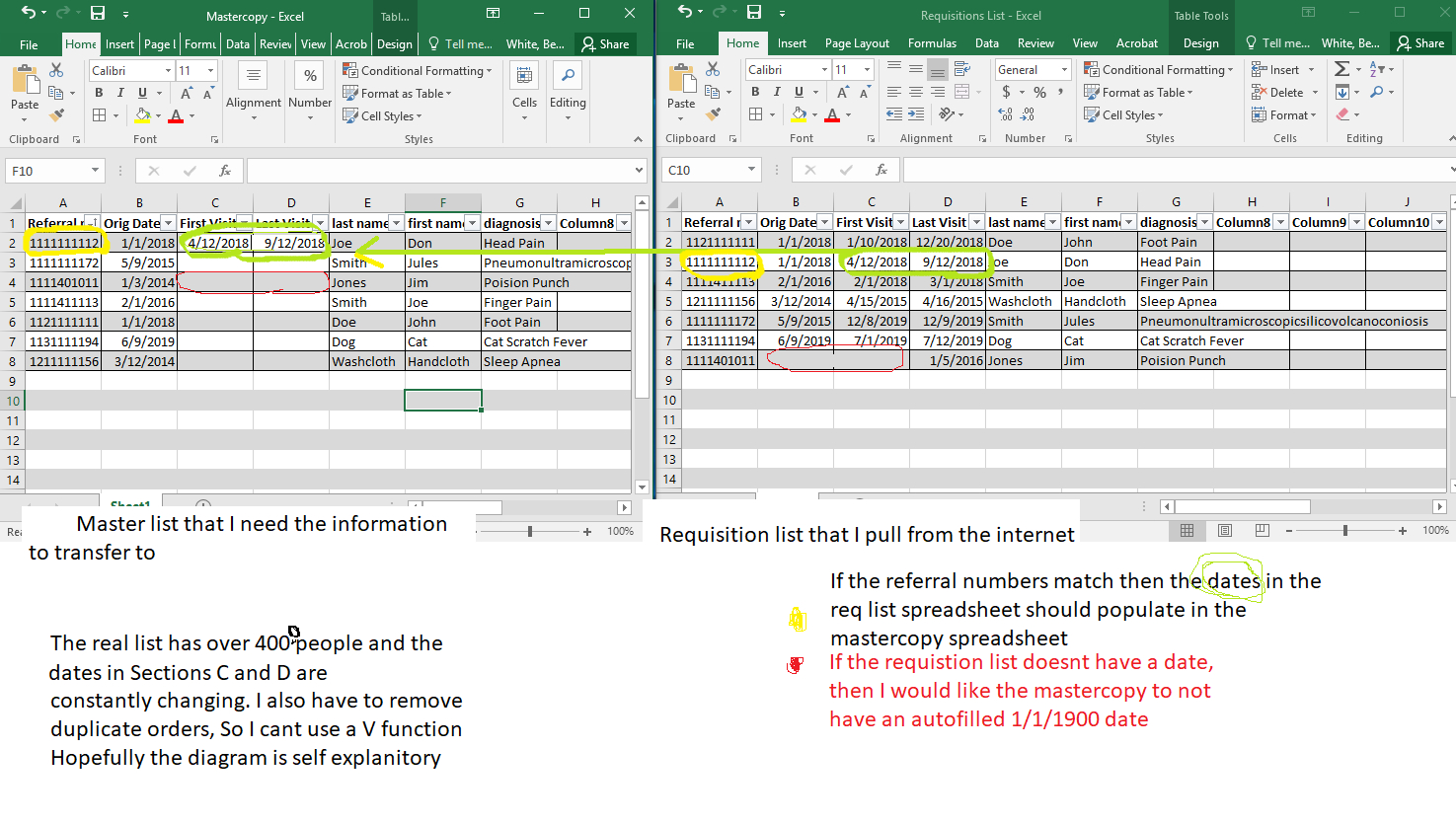 Need A Spreadsheet Intended For Excel Spreadsheet Transferring Cells  Stack Overflow