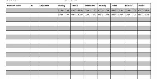 Network Bandwidth Calculator Excel Spreadsheet Throughout Employee Work Schedule Spreadsheet  Awal Mula