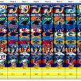 Nfl Scores Spreadsheet Inside Nfl Pick 'em  In Ms Excel : Excel
