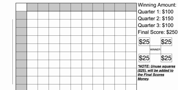 Nfl Scores Spreadsheet Pertaining To College Football Spreadsheet Elegant Football Score Sheet Format