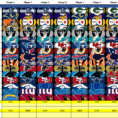 Nfl Spreadsheet Excel In Nfl Pick 'em  In Ms Excel : Nfl