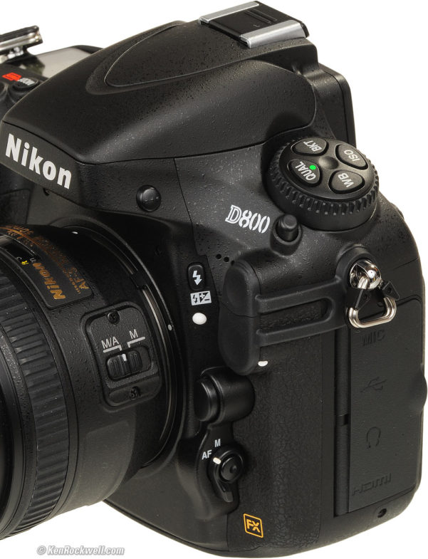 Nikon D800 Settings Spreadsheet With Nikon D800  D800E Review