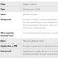 Novel Spreadsheet Template Regarding 12 Creative Writing Templates  Evernote  Evernote Blog