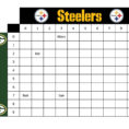 Office Football Pool Spreadsheet Regarding Nfl Weekly Prop Pool Sheet Printable Office Football Via Example Of
