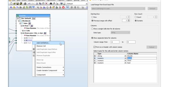 Office Open Xml Spreadsheet In Excel Mapping  Altova