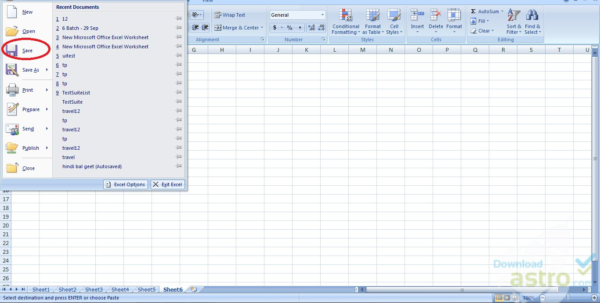 Office Spreadsheet Download Free Inside Microsoft Excel  Latest Version 2019 Free Download