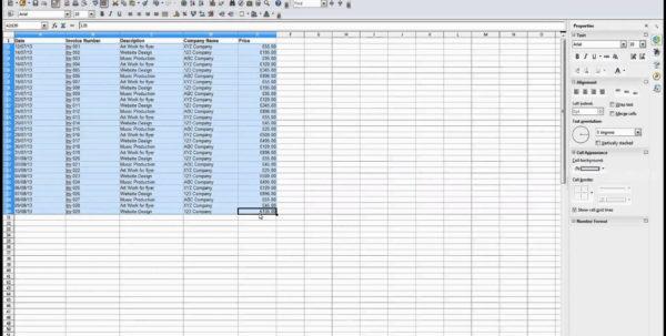 Office Spreadsheet Regarding Open Office Spreadsheet Fit To Page  Homebiz4U2Profit
