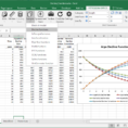 Oil And Gas Economics Spreadsheet Throughout Petroleum Engineering Calculations In Microsoft Excel