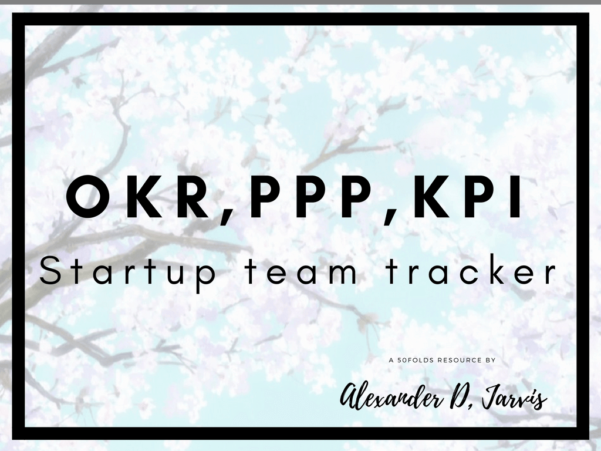 Okr Google Spreadsheet Regarding Free Okr, Ppp And Kpi Manager For Small Startup Teams In Google Sheets
