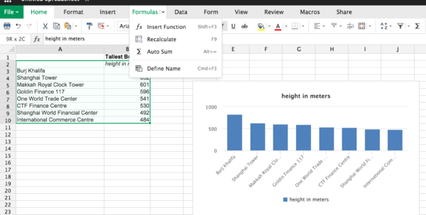 Online Spreadsheet No Sign Up Within From Visicalc To Google Sheets: The 12 Best Spreadsheet Apps