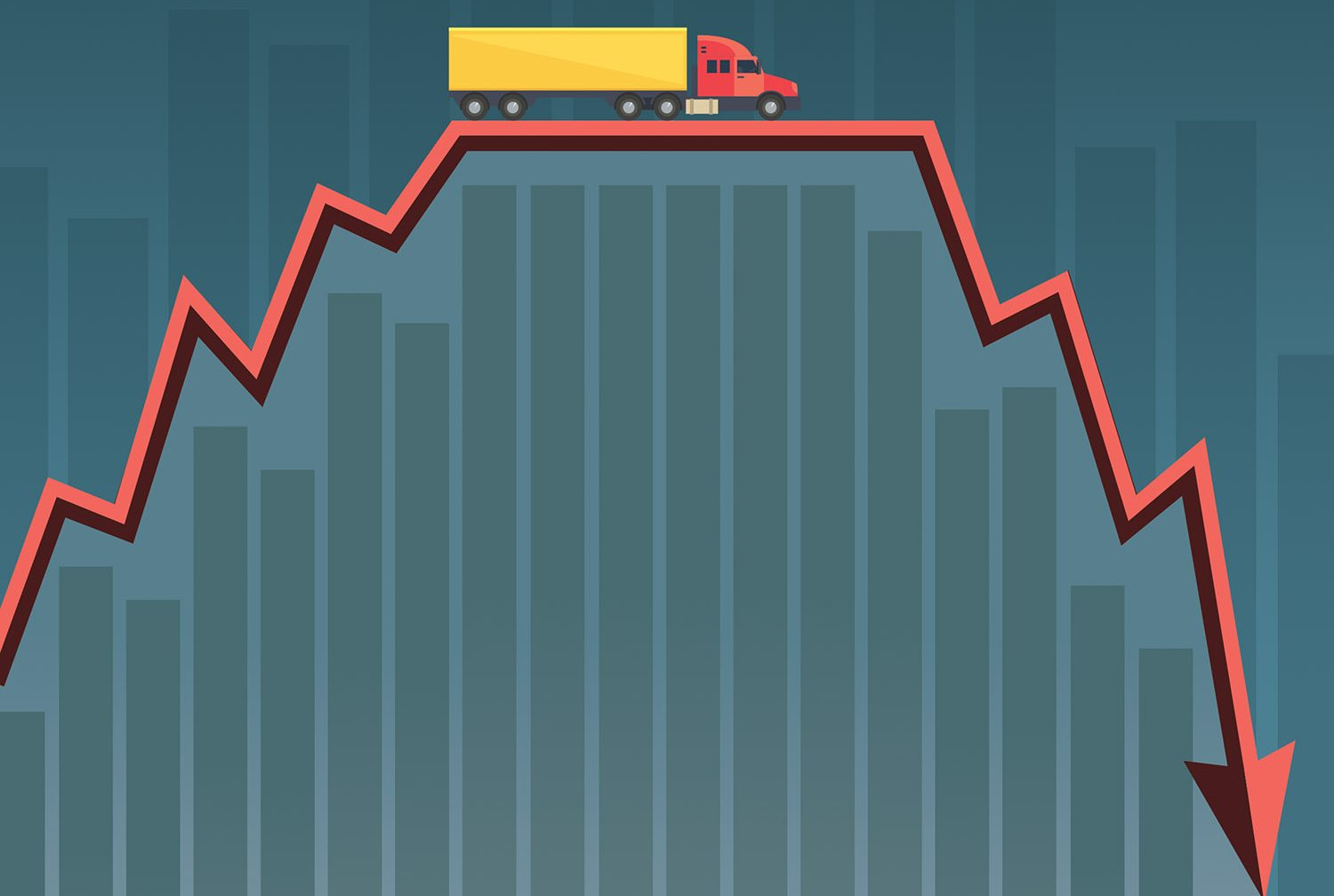 Ooida Cost Per Mile Spreadsheet Within 5 Ways To Prep For The Downturn: With The Economy Cooling, Owner