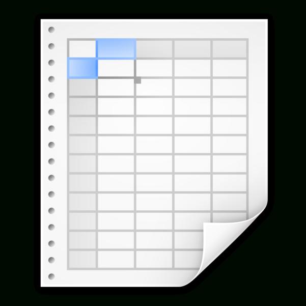 Open Document Spreadsheet Within File:oxygen480Mimetypesapplicationvnd.oasis.opendocument