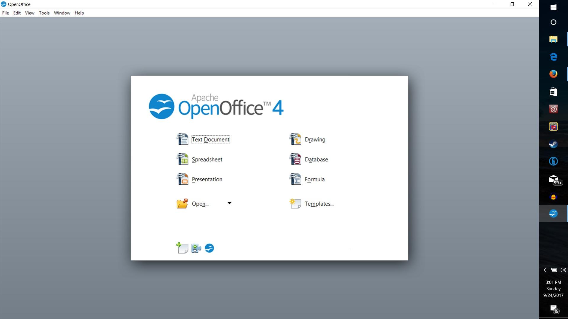 Open Office Online Spreadsheet Inside Apache Open Office Review: The Original Office Alternative  Pcworld